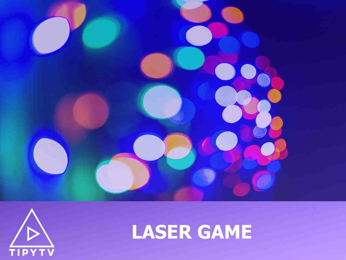 Combien coûte un jeu laser?