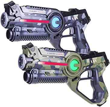 Comment Joue-t-on au laser game ?