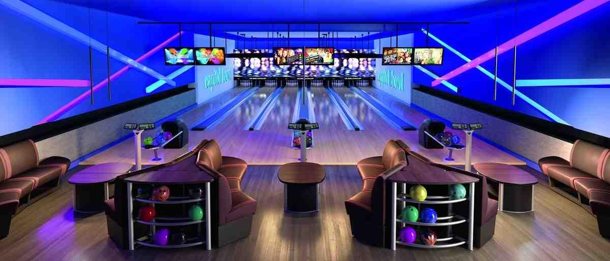 Comment créer une piste de bowling?