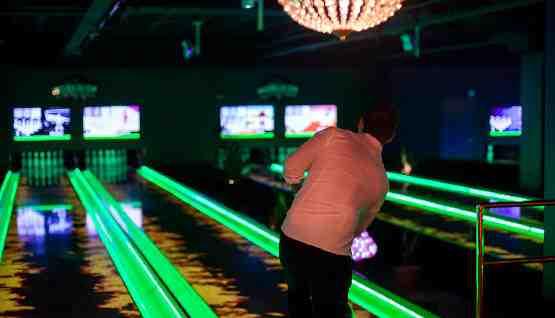 Comment faire une piste de bowling?