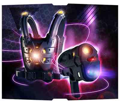 Comment jouez-vous au laser?