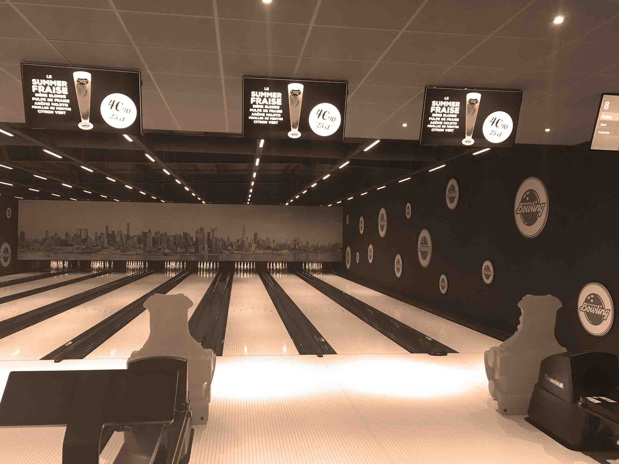 Comment mieux jouer au bowling?