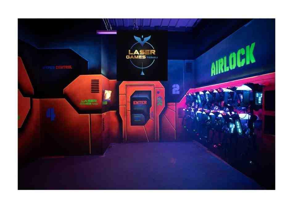 Comment obtenir un bon score en laser game?