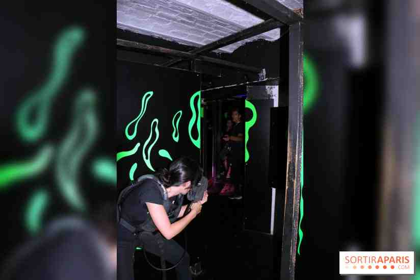 Comment se joue le laser game?