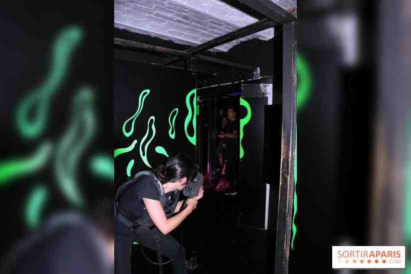Comment se joue le laser game?