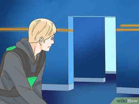 Comment s'habiller pour un jeu laser?