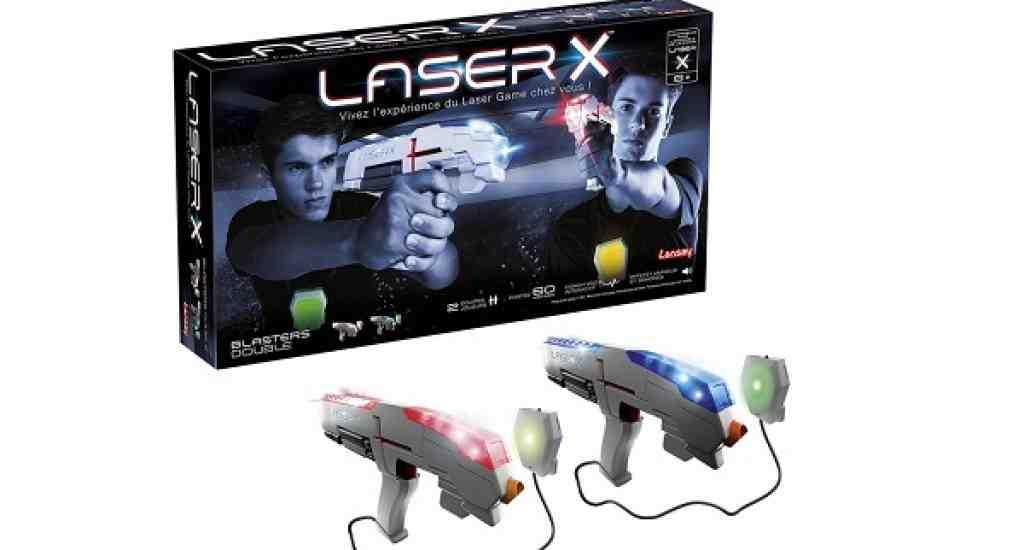 Que porter pour le jeu laser?