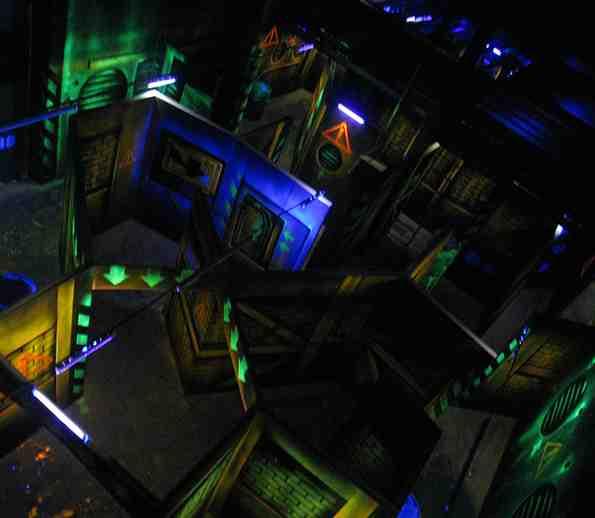 Quel âge pour le laser game ?