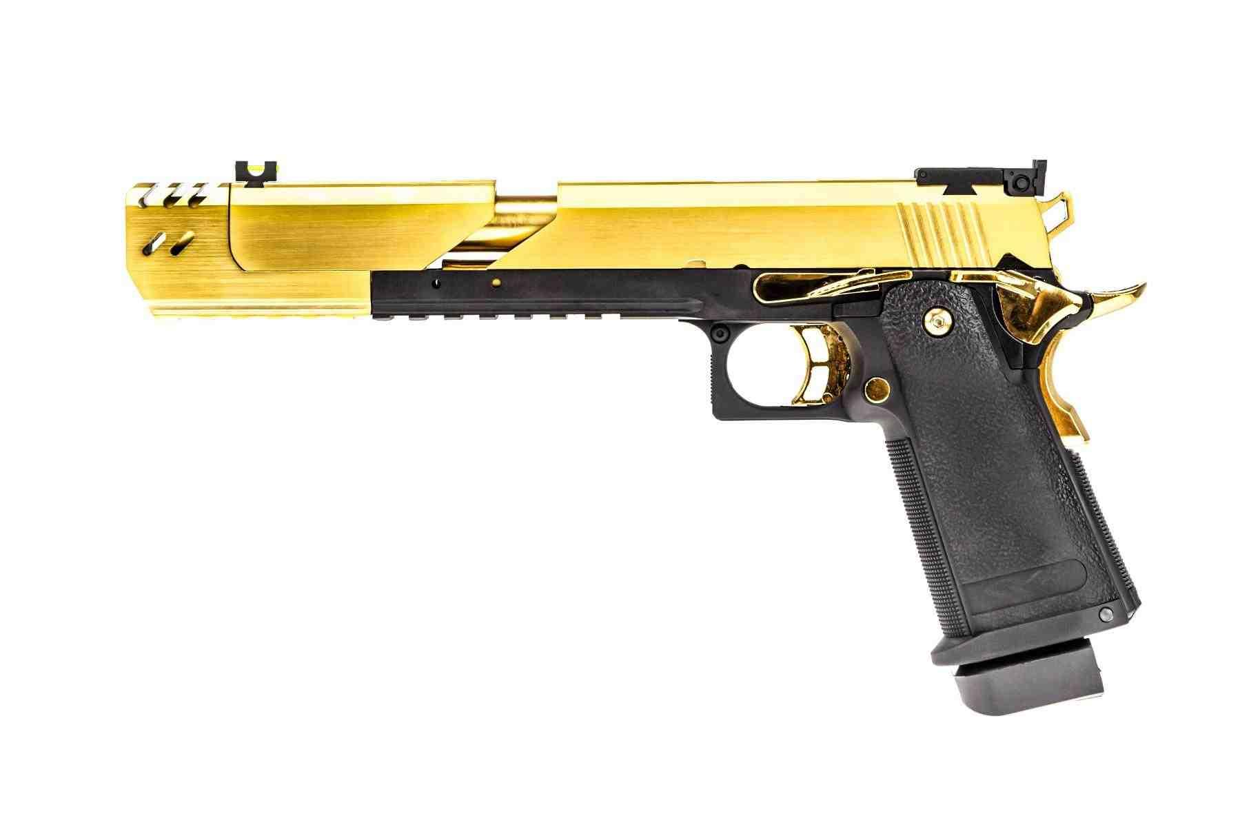 Quelle arme pour lancer l'airsoft?
