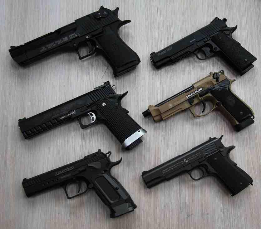 Quel est le meilleur fusil airsoft?