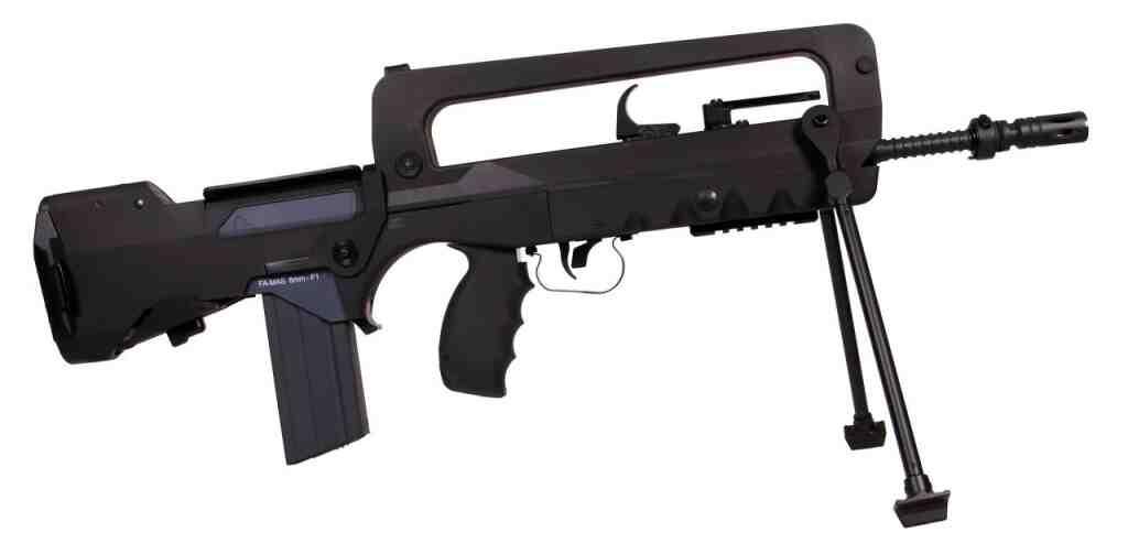 Quel est le meilleur fusil d'Adsoft?