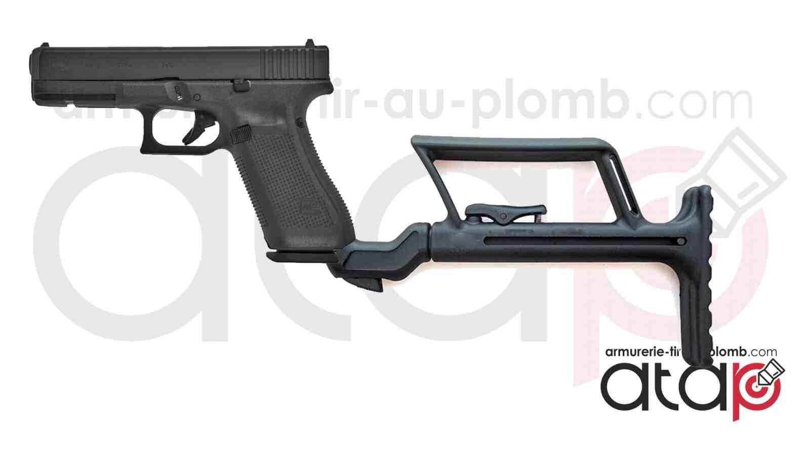 Quel est le meilleur pistolet Glock ?