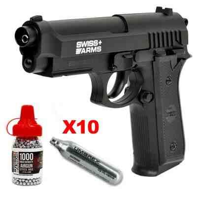 Quel est le meilleur pistolet à air comprimé?