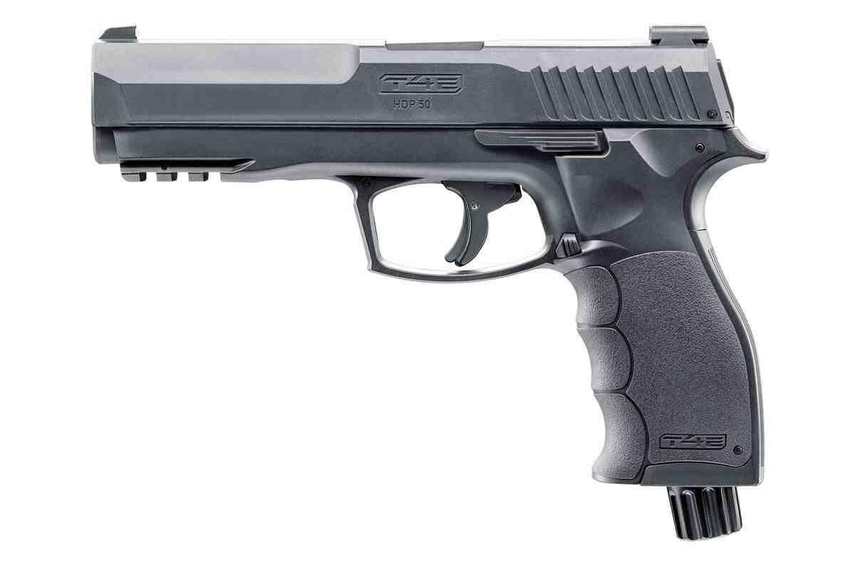 Quel est le pistolet à balle le plus puissant?