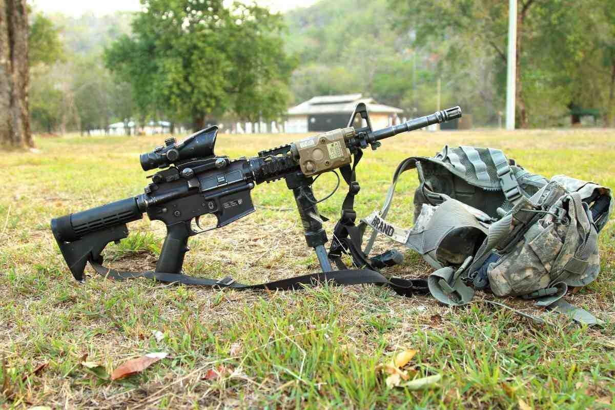 Quelle est la puissance d'un fusil airsoft?
