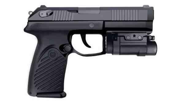 Quelle puissance pour un pistolet à balle?