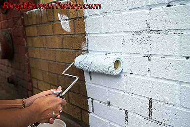 Comment enlever les taches sur les briques?