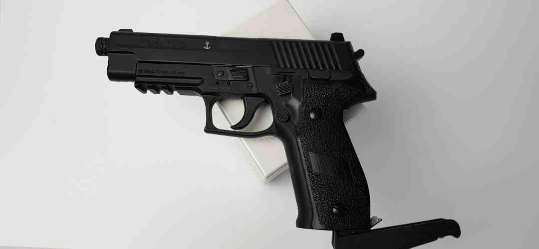 Quel est le guide pour un pistolet à air comprimé?