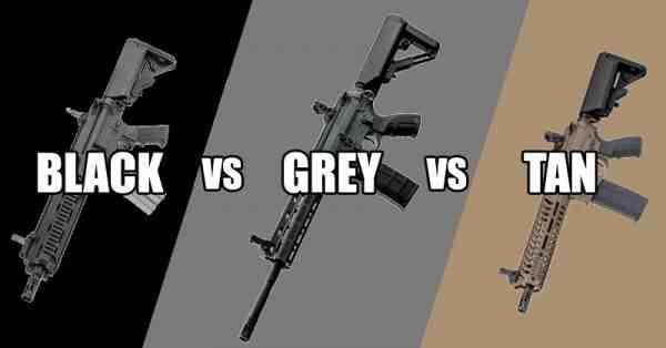 Quelle arme pour faire de l'airsoft?