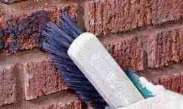 Comment enlever de la moisissure sur des briques ?