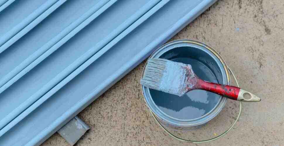 Comment enlever la peinture sèche ?