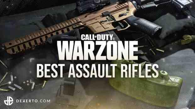 Quel est le meilleur fusil d'assaut au monde ?
