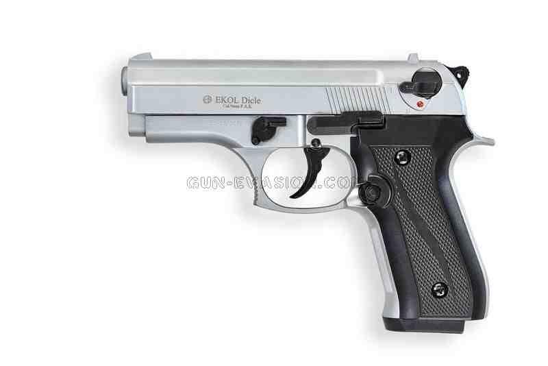 Quel est le pistolet airsoft le plus puissant ?