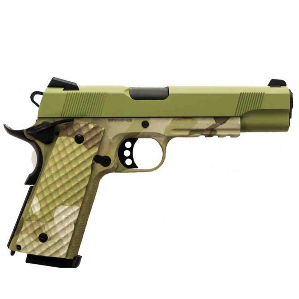 Quelle est la puissance d'un pistolet airsoft ?